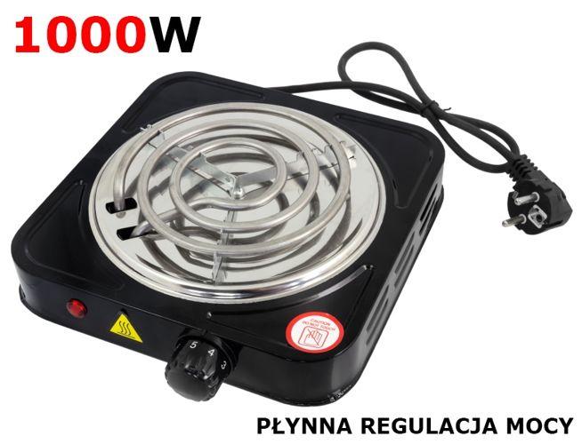 Kuchenka elektryczna na prąd jednopalnikowa  SPRZĘT AGD  DROBNE AGD SPRZĘT   -> Kuchenka Elektryczna Koszty Eksploatacji