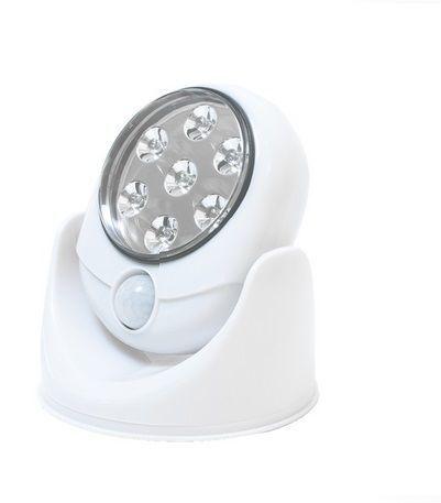 Energooszczędna Lampka Led Z Czujnikiem Ruchu Na Baterie